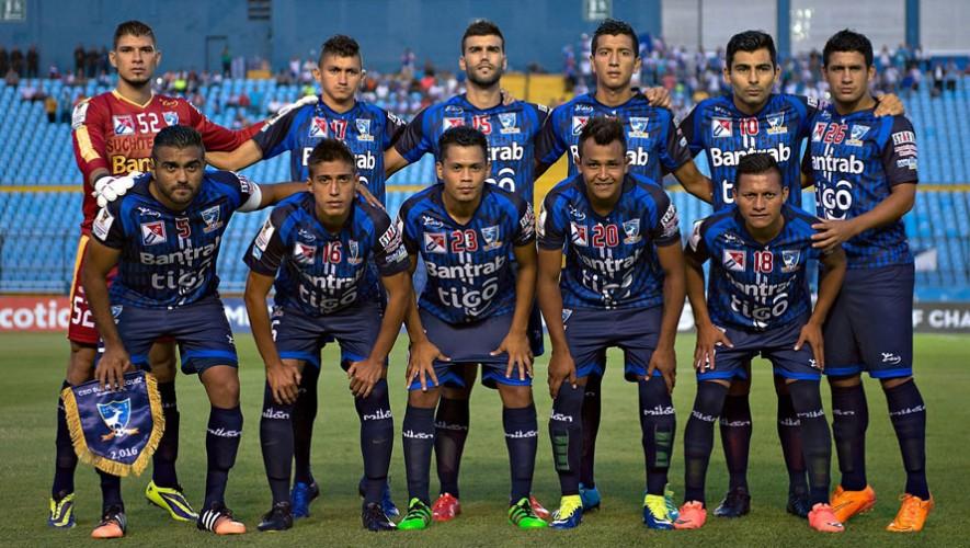 Partido de Suchitepéquez vs FC Dallas, por la Concachampions |Septiembre 2016