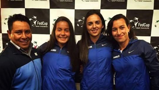 Weedon y Morales participarán en su último torneo en Egipto. (Foto: COG)