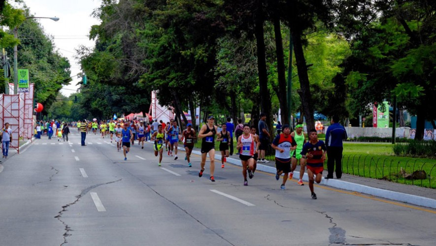 La Media Maratón de la Ciudad fue presentada en uno de los canales deportivos más famosos del continente. (Foto: Run502)