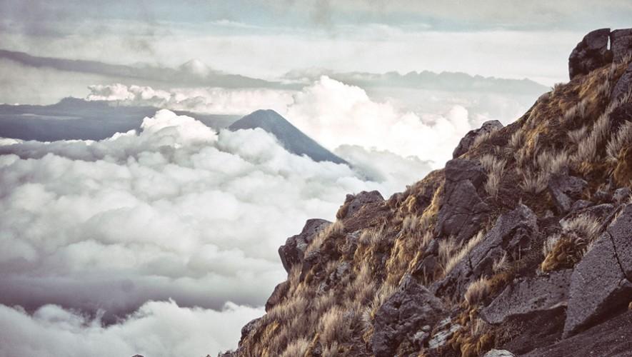 Cena Gourmet en la cima del Volcán Acatenango   Noviembre 2016