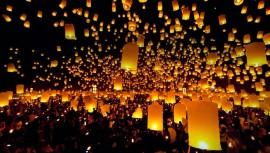 Únete a la elevación de globos con mensaje en Antigua Guatemala. (Foto: Aliexpress)