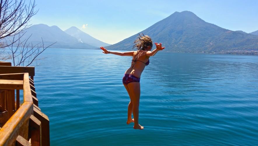 Artistas nacionales e internacionales se unen para un concierto a beneficio del Lago Atitlán. (Foto: Atitlán Divers)