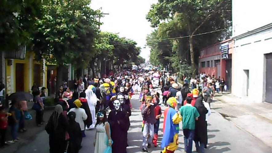 Festival Cultural de la Avenida de los Árboles zona 1| Octubre 2016