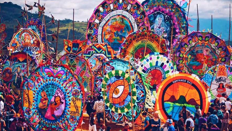 Viaje para ver los barriletes gigantes de Sumpango de Happy People   Noviembre 2016
