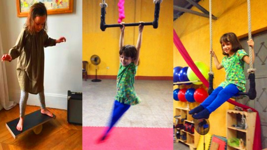 Aprende diferentes artes  a través de cursos de vacaciones para niños, jóvenes y adultos. (Foto: Escuela de Circo Batz)