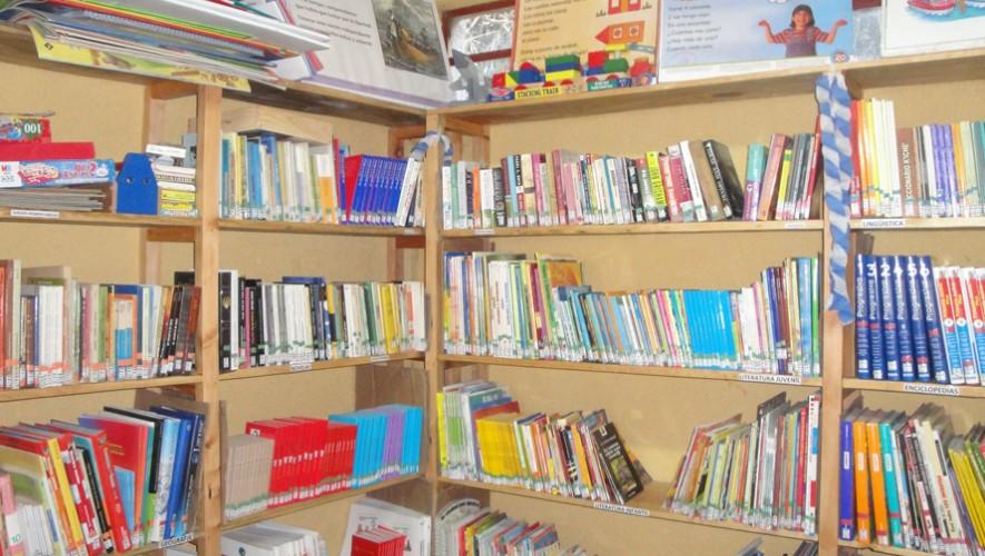 Recaudación de fondos para nueva sede de Biblioteca Comunitarioa Tzununá en Sololá   Octubre 2016