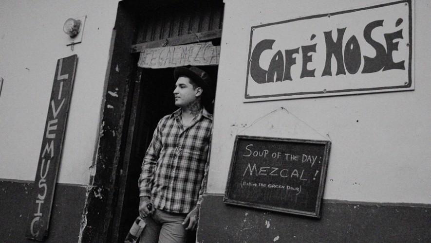 Café No Sé en Antigua Guatemala es uno de los mejores bares del mundo. (Foto: Café No Sé)