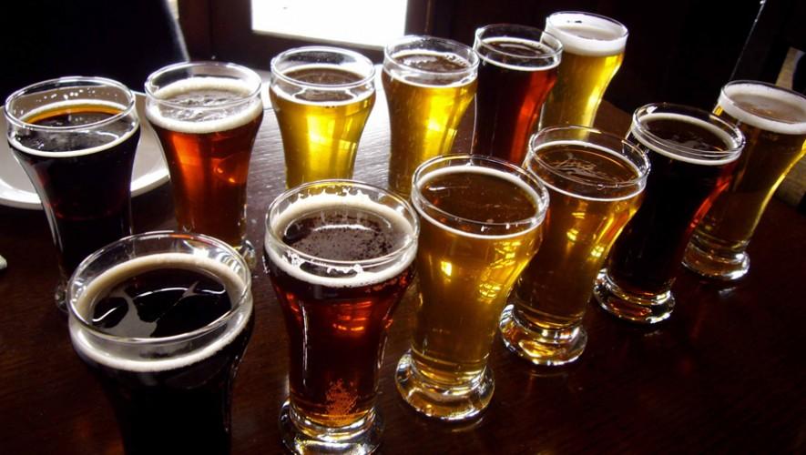 Primer Festival de Cerveza en Barbería del Lobo en  Jalapa | Octubre 2016
