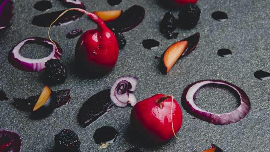 Curso de Cocina Creativa impartido por Debora Fadul de Chef de Mon Coeur | Alianza Francesa