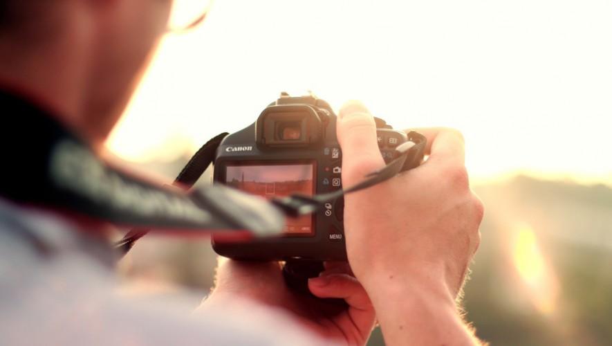 Taller de fotografía para dejar de usar el modo automático en Pasaje Tatuana   Octubre 2016