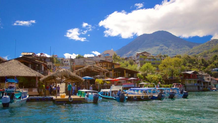 San Pedro la Laguna es el primer municipio ecológico de Sololá. (Foto: Expedia)