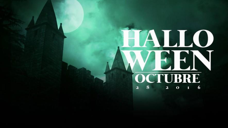 Fiesta de Halloween en Los Añejos | Octubre 2016