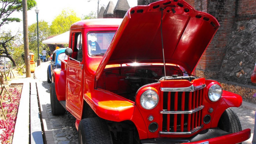 Se realizará la tercera exposición de autos clásicos en el Cerrito del Carmen. (Foto: Glen García)