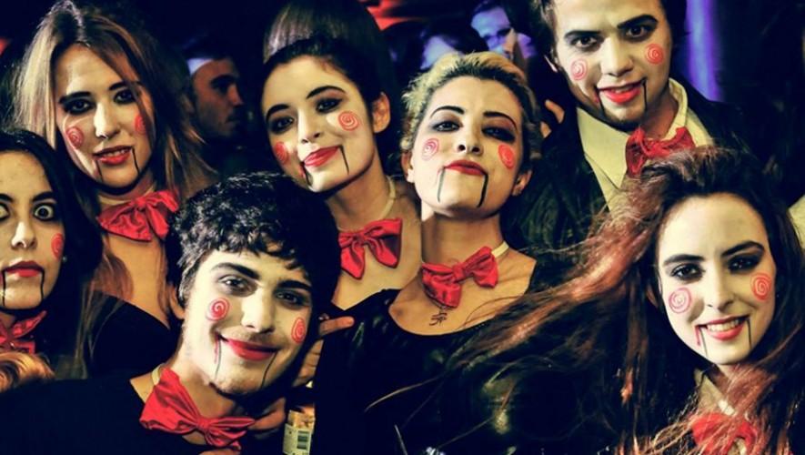 Fiesta de Halloween XL 2016 : DeadHouse