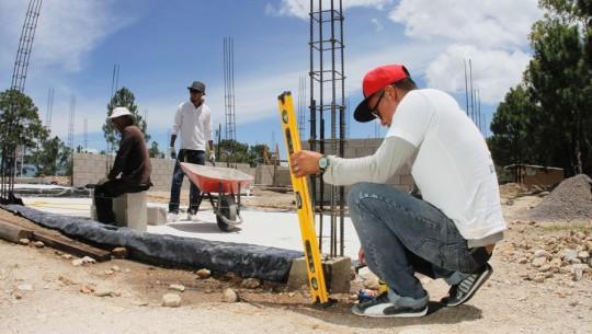 Solicitan voluntarios para la construcción de una clínica gratuita que funcionará en Totonicapán