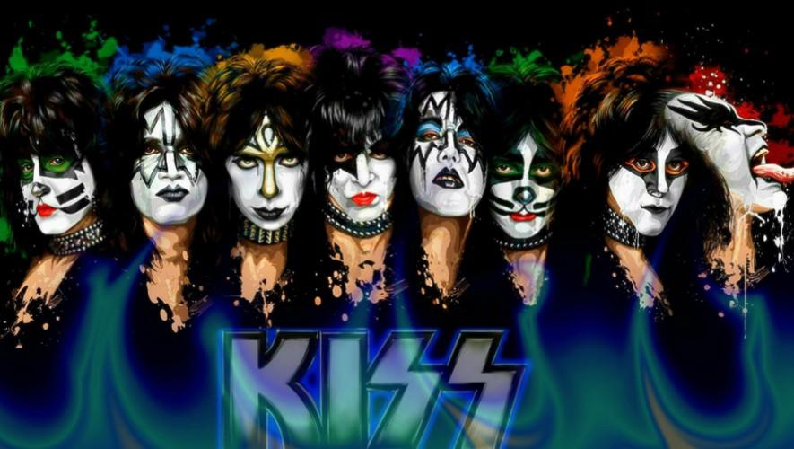 Tributo a Kiss en TrovaJazz zona 4   Octubre 2016