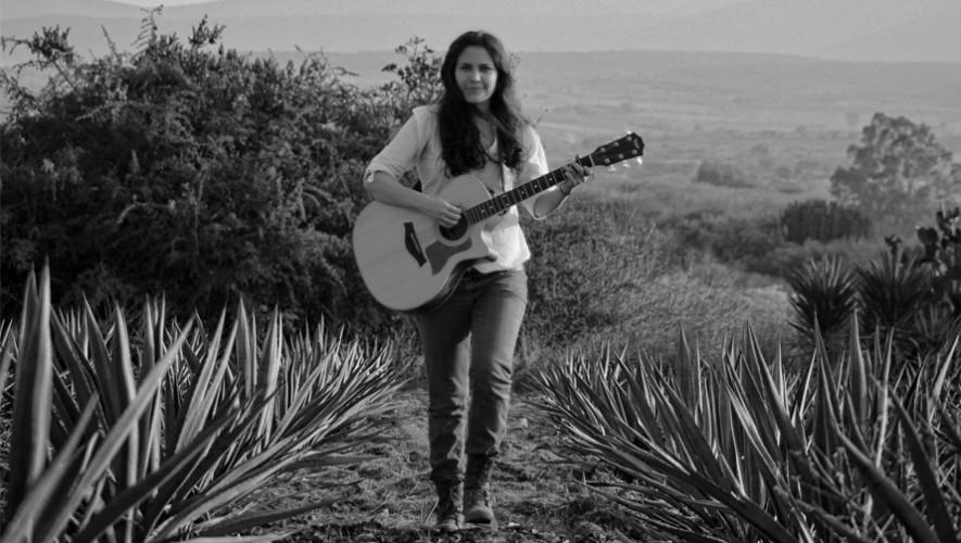 Sangre Negra es el nuevo tema y video de la cantante guatemalteca Mercedes Escobar. (Foto: Mercedes Escobar)