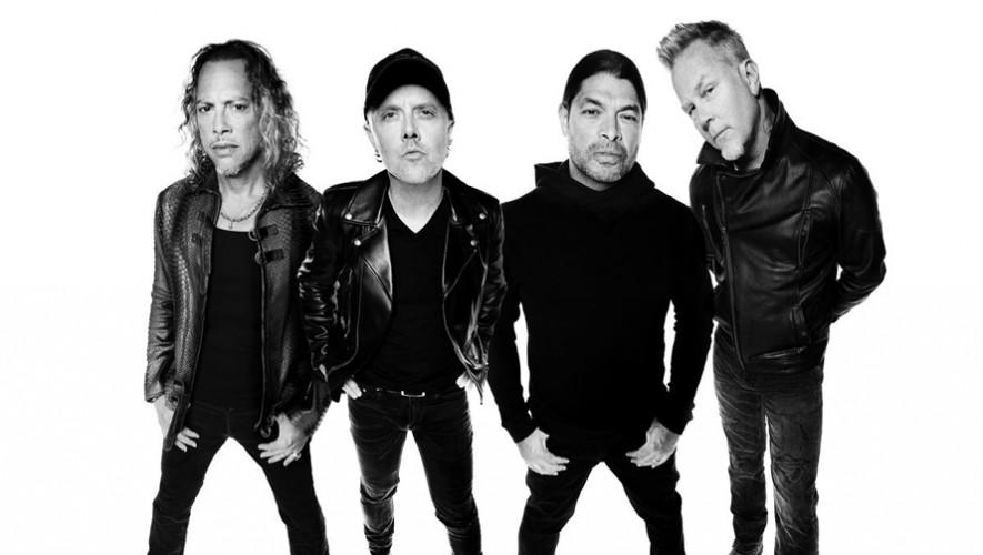 Tributo a Metallica en el Hard Rock Café |Noviembre 2016