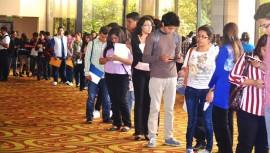 Prepara tu hoja de vida y encuentra trabajo temporal o permanente en Guatemala. (Foto: Ministerio de Trabajo y Previsión Social)