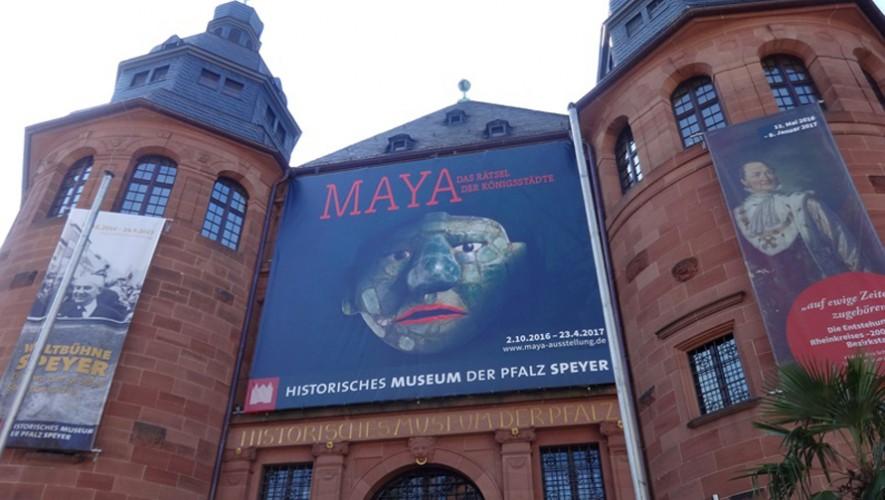 El museo Historisches Museum der Pfalz en Alemania albergará una colección única con piezas de Guatemala. (Foto: Cortesía Fundación Ruta Maya)