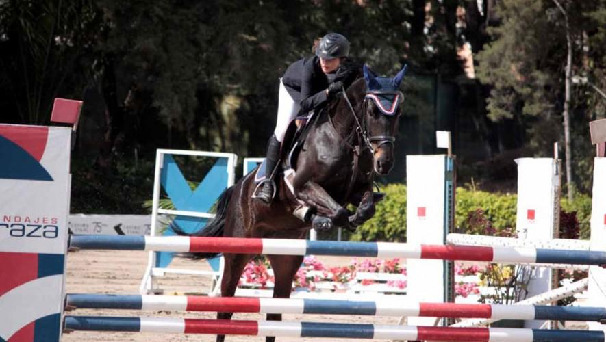 Nicole Casteñeda es una de las favoritas para llevarse el título nacional de la categoría juvenil. (Foto: ANEG)