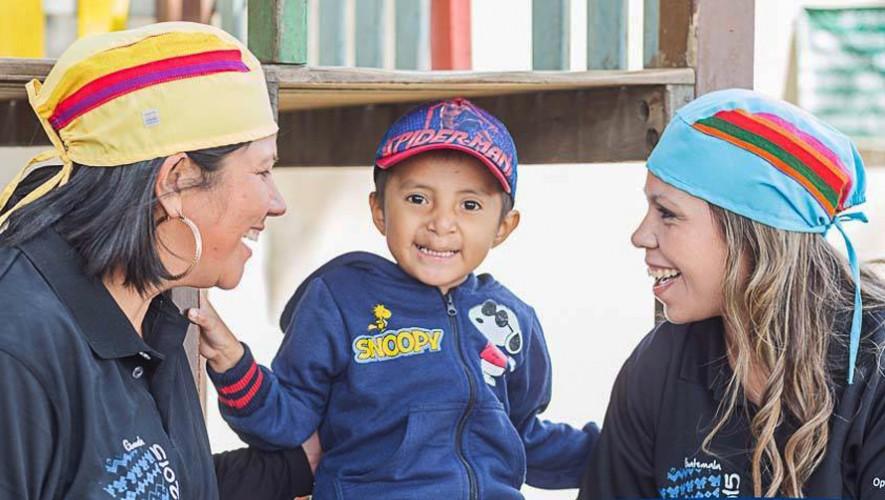 Festival de Sonrisas a beneficio de Operación Sonrisa Guatemala   Octubre 2016