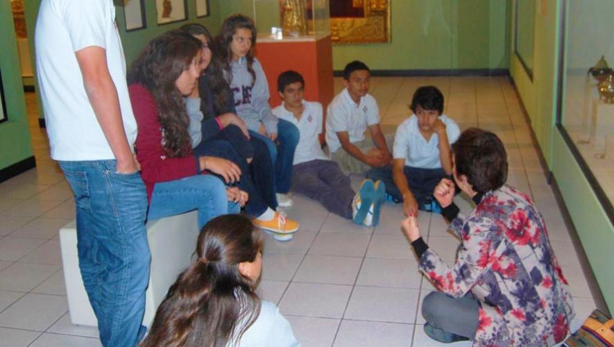 Realizarán recorrido a oscuras para niños en el Museo del Popol Vuh. (Foto: Museo del Popol Vuh)