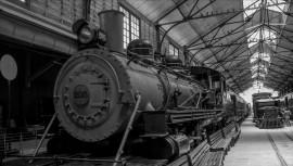 El sábado 29 de octubre se realizará en el Museo del Ferrocarril un recorrido nocturno de terror. (Foto: Ruben David Lacan)