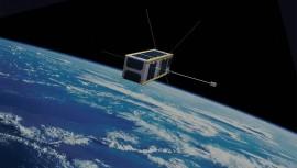 CubeSat es el primer satélite guatemalteco creado por estudiantes de la Universidad del Valle. —Fotografía con fines ilustrativos— (Foto: Ral Space)