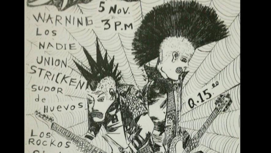 Stage Punk está de regreso en Rockers Bar y Restaurante | Noviembre 2016