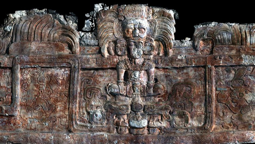 Descubre lo que destacó el diario británico The Guardian acerca de las tumbas encontradas en Holmul. (Foto: The Guradian/Estrada-Belli)