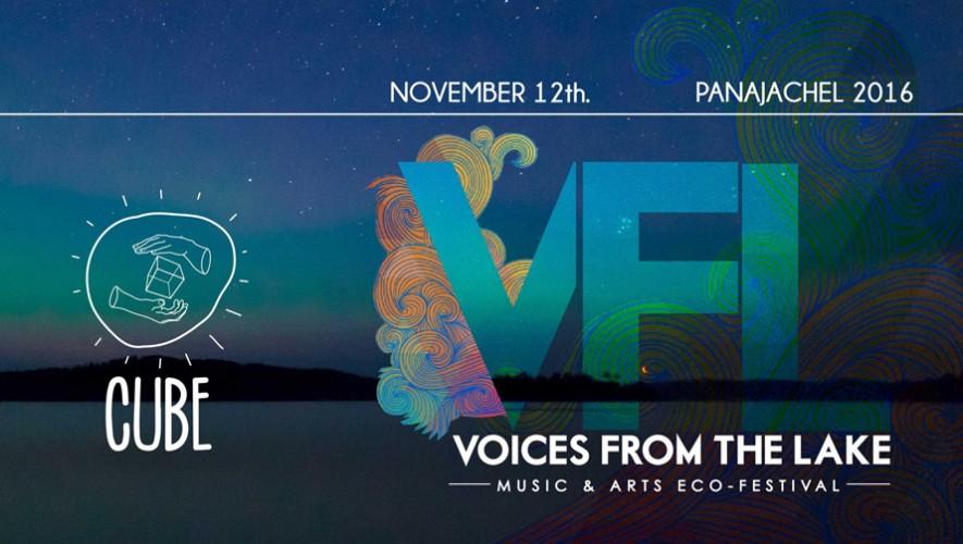 Voices from the Lake en Lago Atitlán | Noviembre 2016