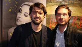 Charles-André Coderre y Yann Manuel Hernández. (Foto: Déserts)