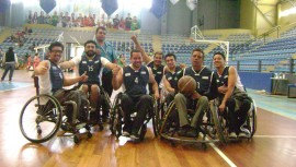 La selección se encuentra integrada por 5 atletas que representarán a Guatemala. (Foto: AGALFI)