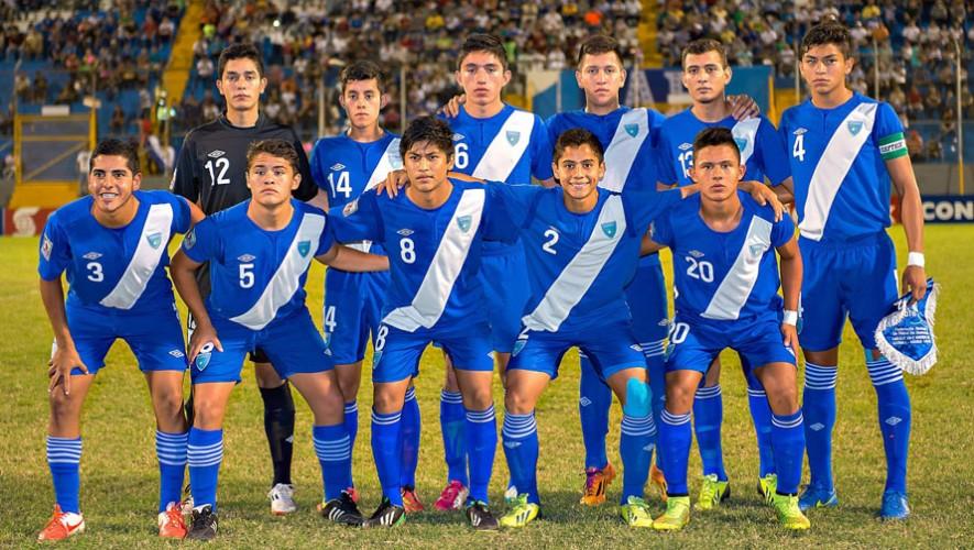 El primer rival de Guatemala será la selección de Nicaragua. (Foto: CONCACAF)