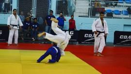 Más de 100 judocas de diferentes puntos de Guatemala se medirán este sábado. (Foto: CDAG)