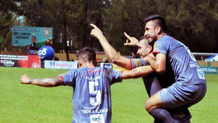 Partido de Carchá vs Malacateco, por el Torneo Apertura | Octubre 2016
