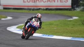 César Guillén logró coronarse campeón en la categoría 1,000 intermedios. (Foto: Psl Mx)
