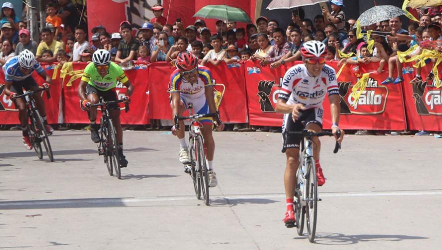 37 ciclistas de Guatemala buscarán quedarse con la Vuelta de este año. (Foto: Federación Guatemalteca de Ciclismo)
