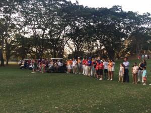 (Foto: Federación Ecuatoriana de Golf)