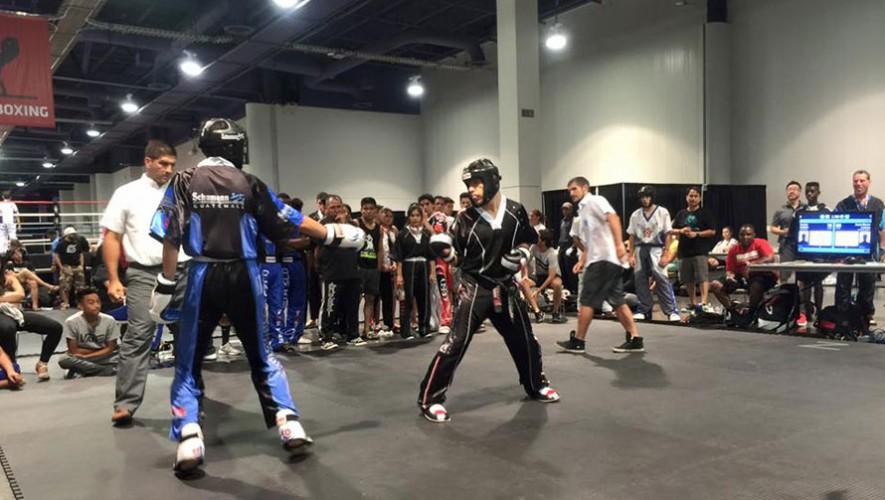 Copa Tecún Wako de Kickboxing  Octubre 2016