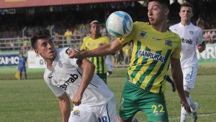 Partido de Comunicaciones vs Guastatoya, por el Torneo Apertura | Octubre 2016