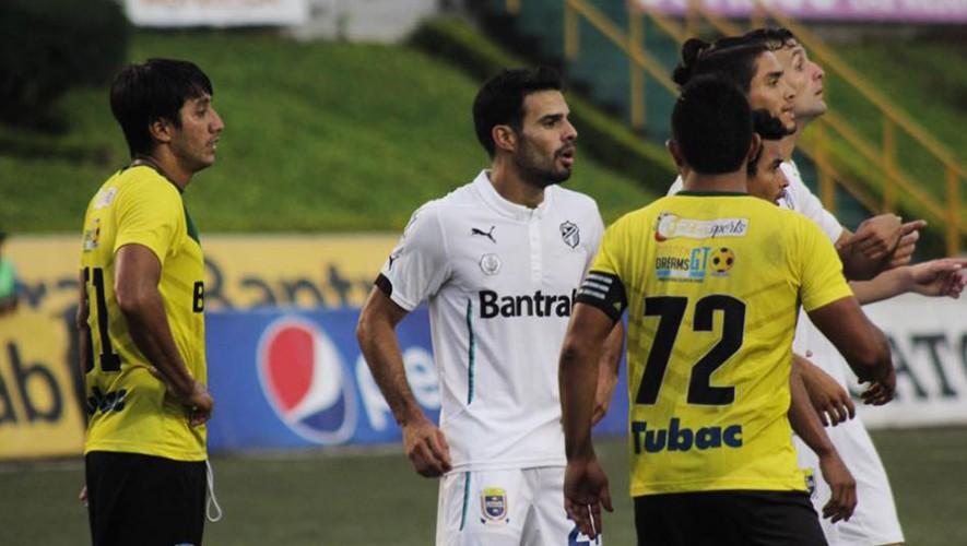 Partido de Petapa vs Comunicaciones, por el Torneo Apertura | Octubre 2016