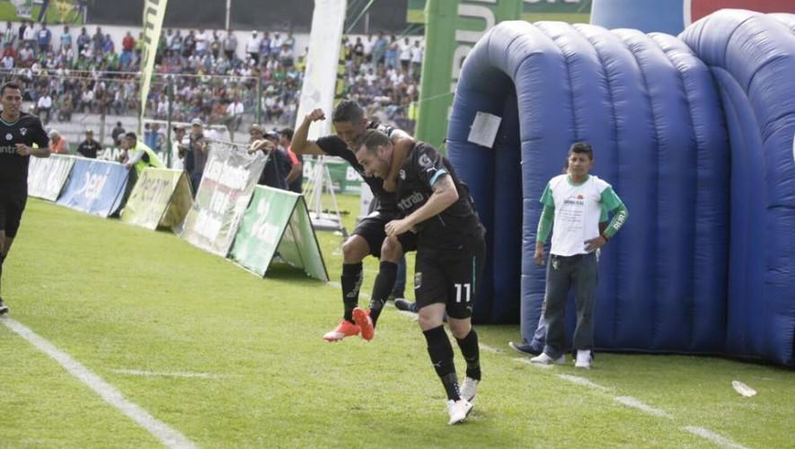 Partido de Comunicaciones vs Antigua, por el Torneo Apertura | Octubre 2016