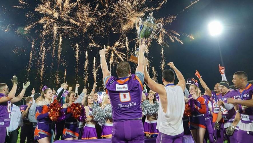 Girón fue nombrado como el jugador más valioso del equipo ofensivo. (Foto: Frankfurt Universe)