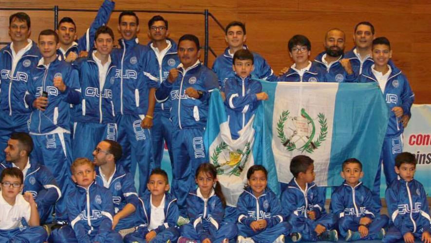 Guatemala participó con un delegación de más de 60 atletas, quienes en su mayoría trajeron una medalla individual. (Foto: Life Ambulances)