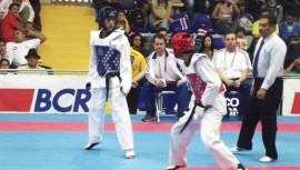 6 guatemaltecos buscarán traer medallas de la competencia internacional que se realizará en Estados Unidos. (Foto: COG)
