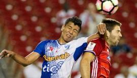 Dallas y Suchitepéquez definirán el equipo clasificado a cuartos de final del grupo H. (Foto: Concacaf)