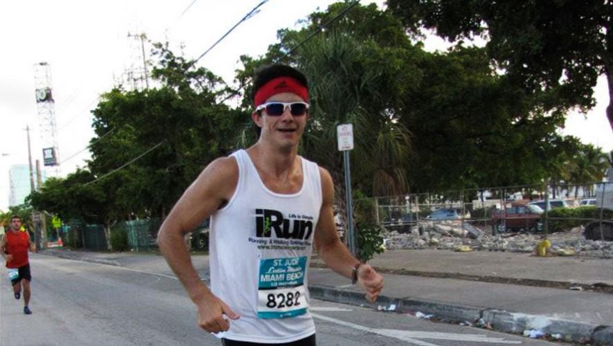 Zimeri fue el segundo mejor guatemalteco durante la competencia, posicionándose solo por detrás de Raúl Tejada. (Foto: Facebook de Gabriel Zimeri)