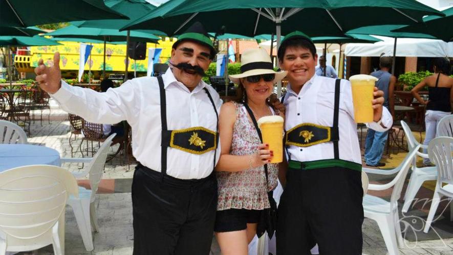 Descubre todos los eventos que se realizarán en Guatemala por el mes de la cerveza. (Foto: Cerveza Gallo)